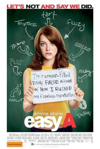 Easy A Stampa master