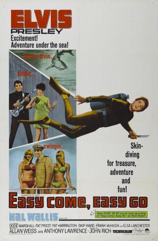 Easy Come, Easy Go, 1967 Masterprint