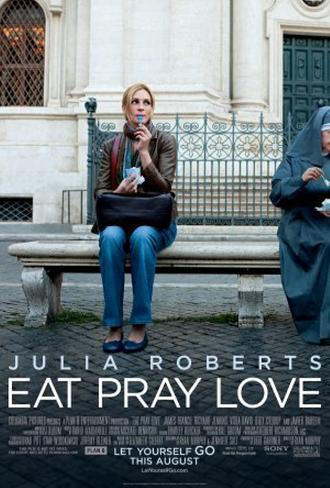 Eat, Pray, Love Original Poster