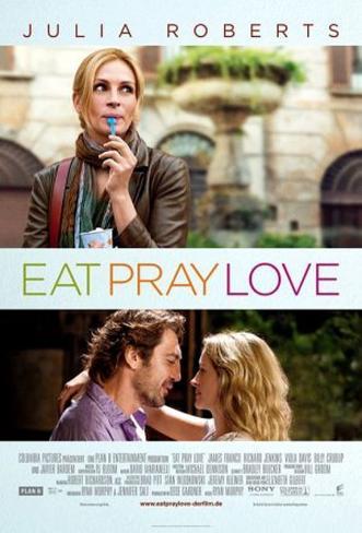 Eat, Pray, Love Original Poster