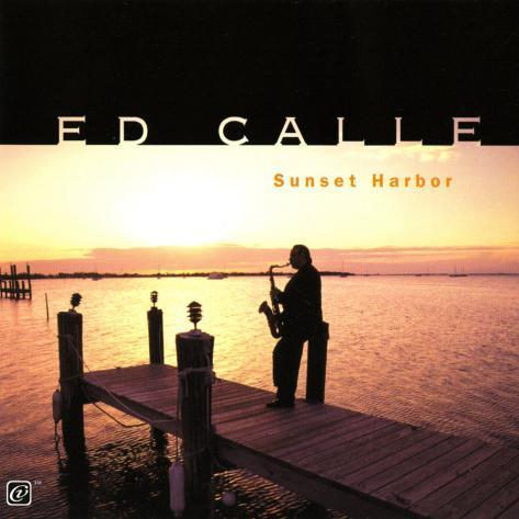 Ed Calle - Sunset Harbor Art Print