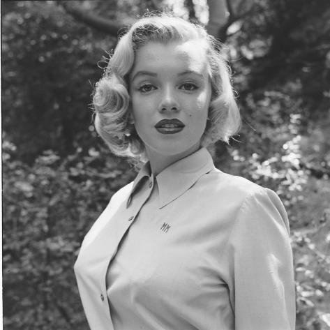 Marilyn Monroe Premium Photographic Print