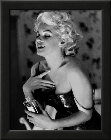 Marilyn Monroe, Chanel No.5 Láminas por Ed Feingersh en AllPosters.es