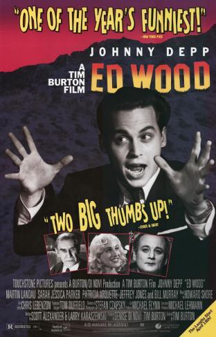 Ed Wood Masterprint