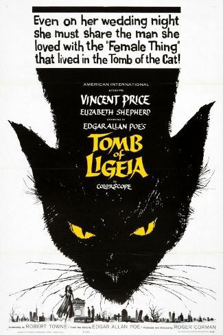 Edgar Allan Poe's the Tomb of Ligeia, 1964,