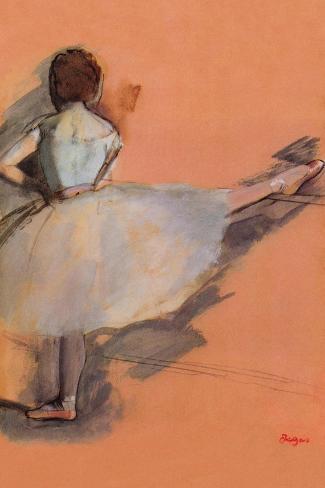 Ballet Dancer Vinilo decorativo