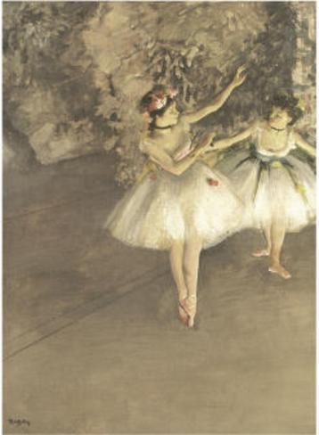 Ballet Lámina