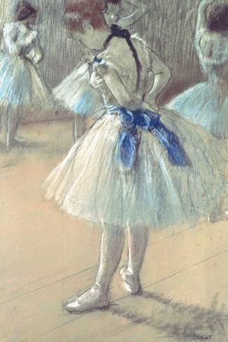 Dancer Giclee Print