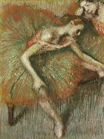 Dancers, circa 1899 Giclee Print
