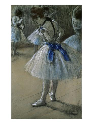 Danseuse Giclee Print