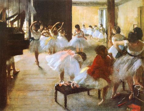 Ecole de Danse Lámina