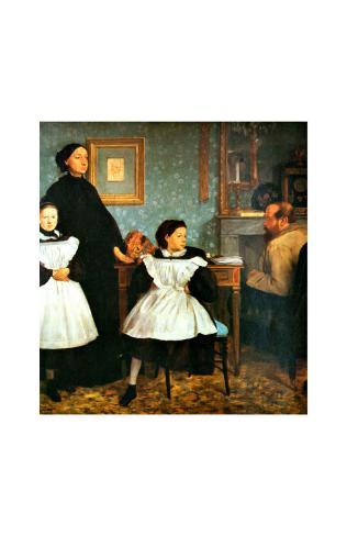 The Bellelli Family Giclee Print