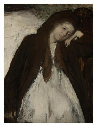 The Convalescent Lámina