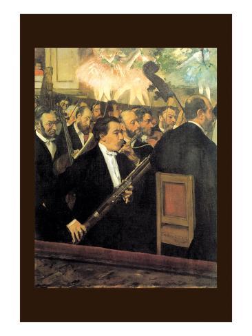 The Musicians Impressão artística