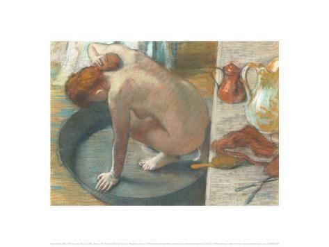 the tub by edgar degas essay