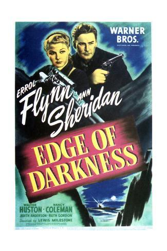 Edge of Darkness - Movie Poster Reproduction Art Print