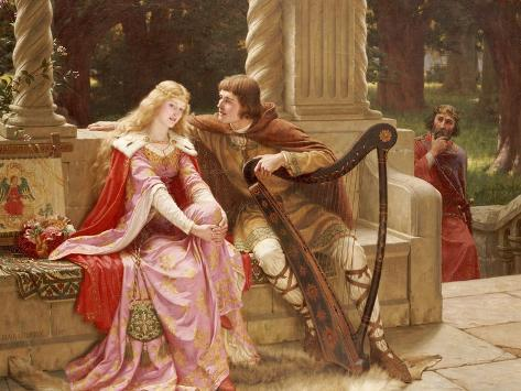 The End of the Song, 1902 Giclee Print