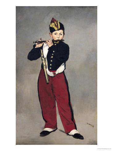 The Fifer, 1866 Stampa giclée