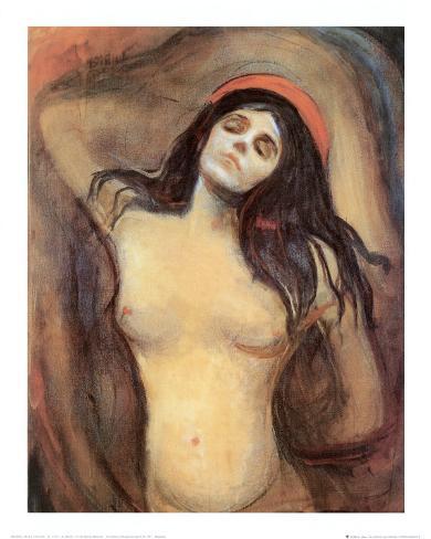 Madonna, c.1895 Art Print