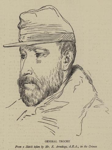 General Trochu Giclee Print