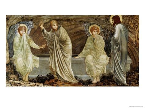 The Morning of the Resurrection, 1882 Giclee Print