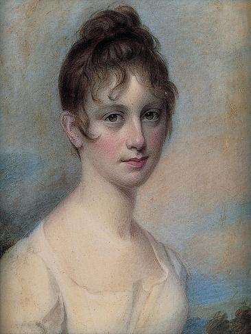 A Young Woman, C.1806 Giclee Print