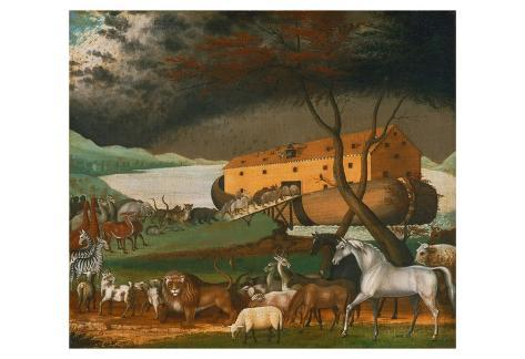 edward hicks noahs ark Media in category noah's ark in paintings the following 64 files are in this category, out of 64 total  edward hicks, american - noah's ark.