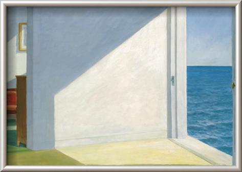 Habitaciones Junto Al Mar L Minas Por Edward Hopper En
