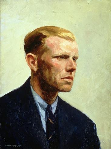 Portrait of a Man Lámina giclée