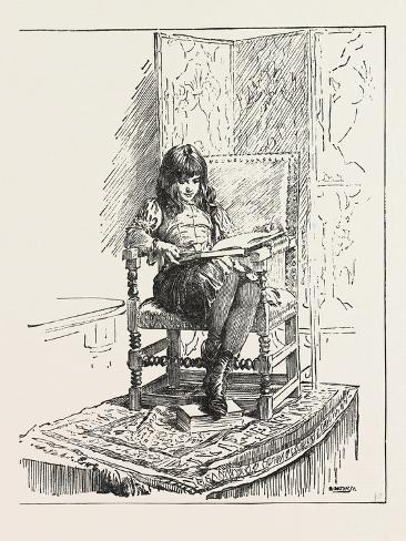 The Sanctum Invaded Giclee Print