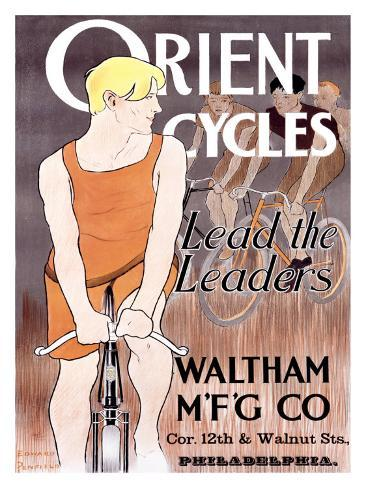 Orient Cycles Giclee Print