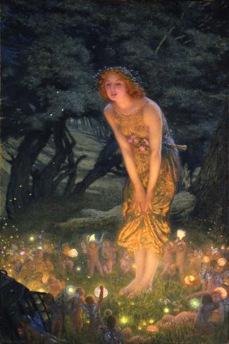 Midsummer Eve Giclee Print