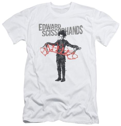 Edward Scissorhands - Show & Tell (slim fit) T-Shirt