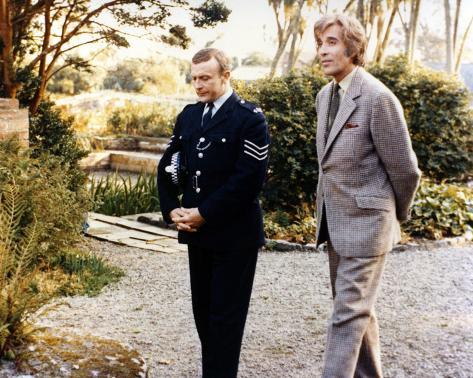 Edward Woodward, The Wicker Man (1973) Photo