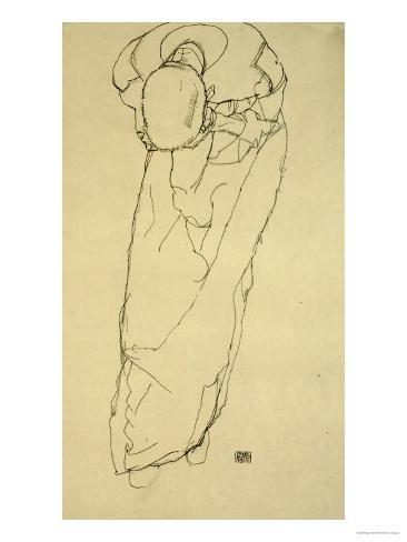 The Monk, 1914 Giclee Print