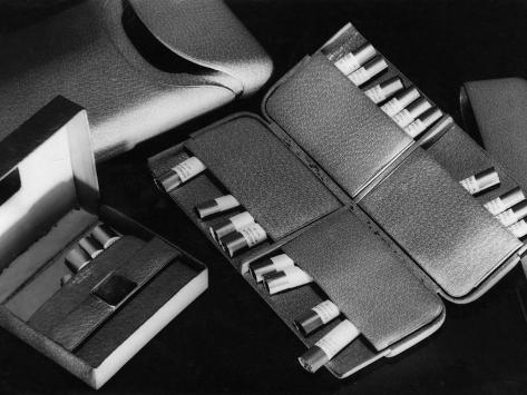 Egyptian Cigarettes Lámina fotográfica