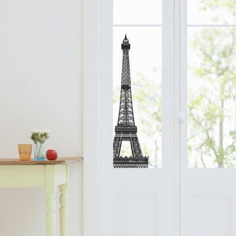 Eiffel Tower Window Decal Sticker Window Decal
