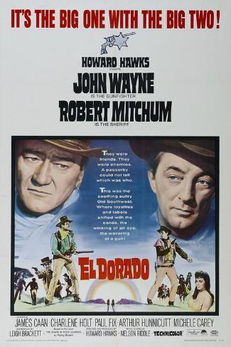 El Dorado 1966 Giclee Print