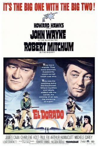 El Dorado, 1967 Poster