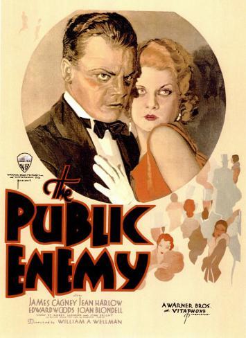 El enemigo público Lámina maestra