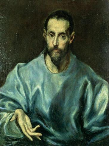 St. James the Greater Lámina giclée