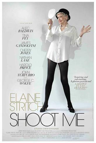 Elaine Stritch: Shoot Me Masterprint