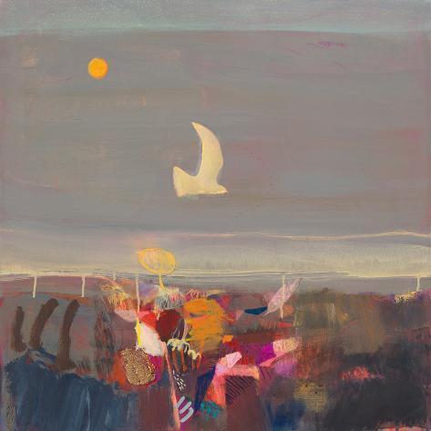 Birds Flying High Giclee Print