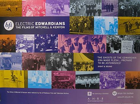 Electric Edwardians Originalposter
