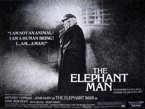Elephant Man (The) Art Print