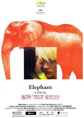 Elephant Masterprint