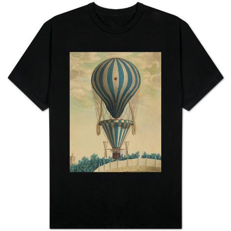 Elevazione Aereobatica Eseguita da Francesco Orlandi in Bologna, c.1828 T-Shirt