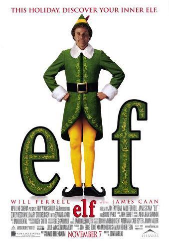 Elf Masterprint