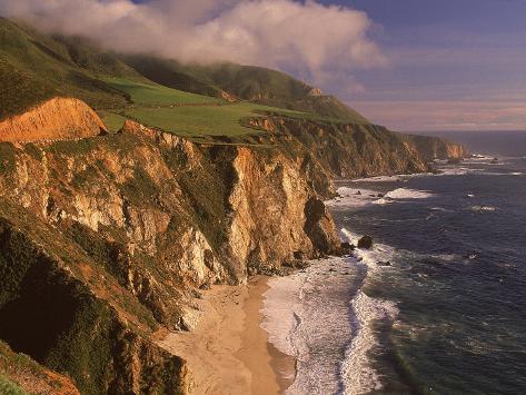 Big Sur, California Coast Photographic Print