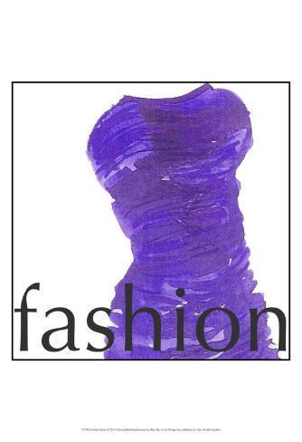 Fashion Lives Art Print